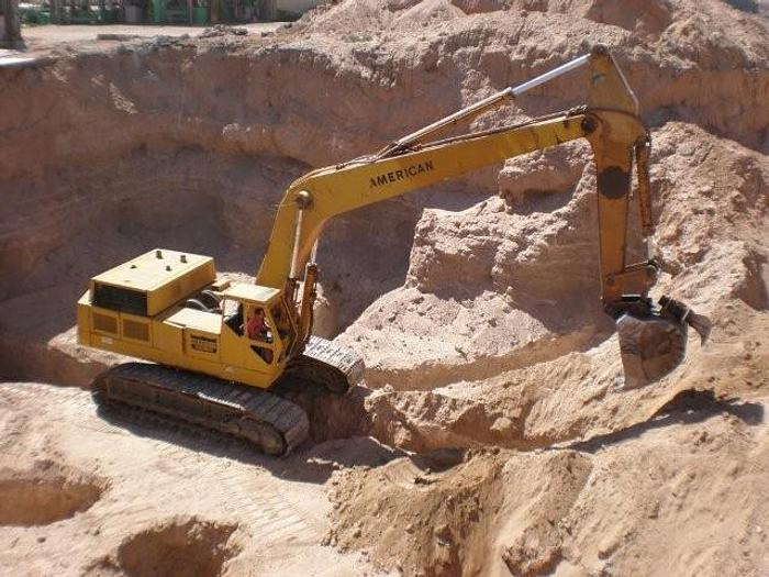 Used American Model 45A Excavator