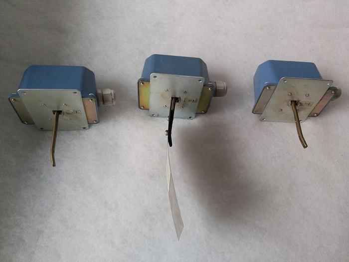 Gebraucht 3 Stück Strömungsschalter, S6040A1003, Honeywell,  gebraucht