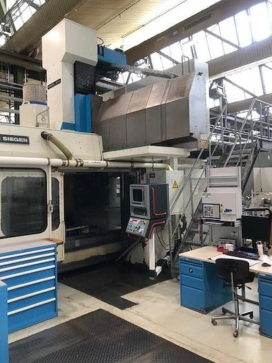 FRESATRICE A PORTALE WALDRICH SIEGEN MCP S1500/TP3000 CNC