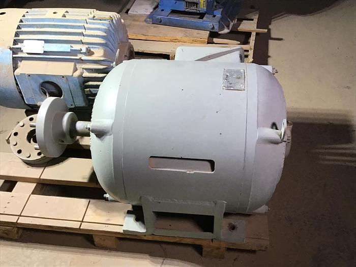 Used Crocker-Wheeler 30 HP/ 800 RPM