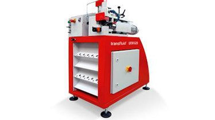 Transfluid UMR Rotary Tube End Forming Machine