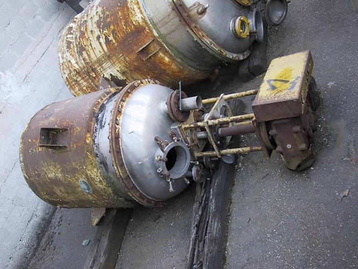 Usata Reattore  da 850 Litri