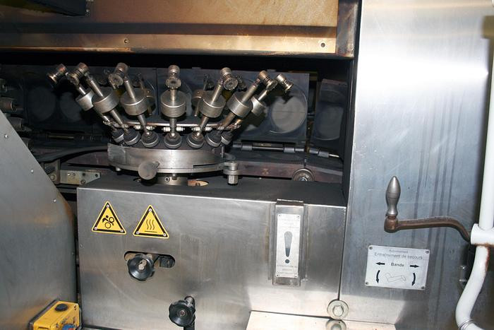 Rolled Wafer Cone Oven