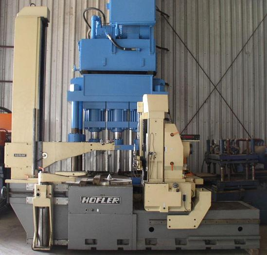 Hofler Model HFR 2000 / 2400 Gear Checking Machine with Siemens Control