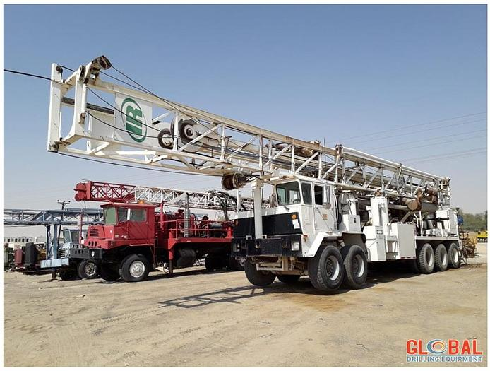 Used Item 0575 : 2004 Ingersoll-Rand RD20 III Drill Rig