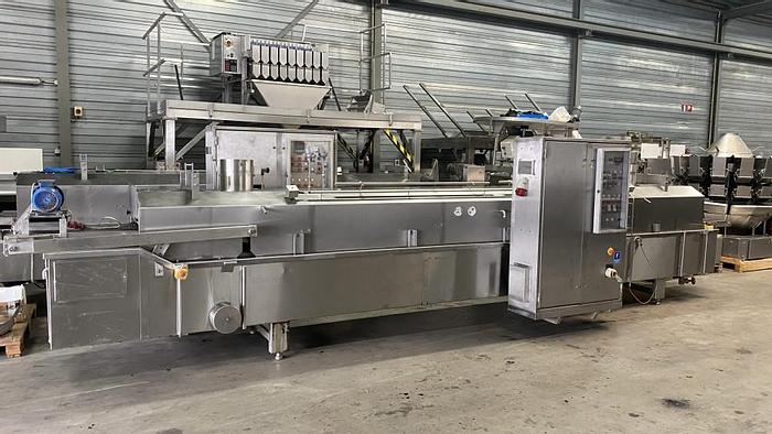 Used Koppens BR4500 - 600 electric fryer