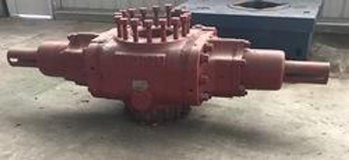 """Used 13-5/8"""" Single Hydril B.O.P with Stud"""