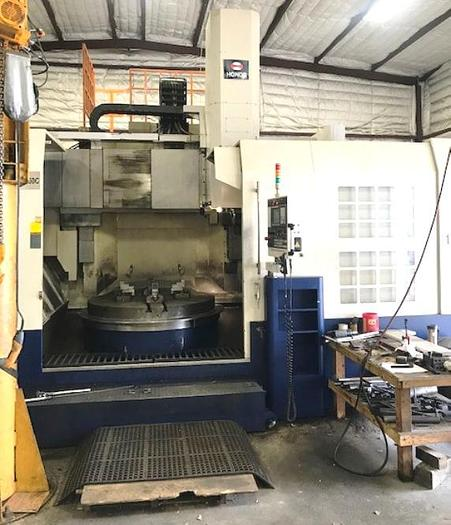 Used HONOR VL-160 CNC VTL WITH FANUC OiTC