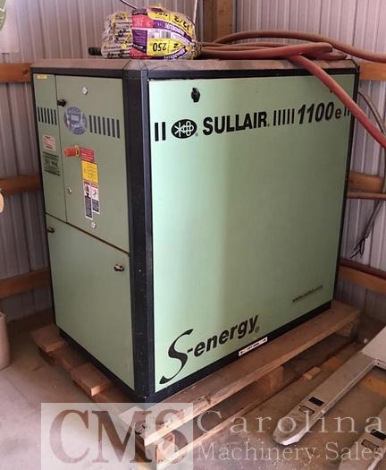 Used Sullair 1100e Air Compressor
