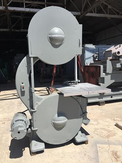 Used Tannewitz G1 Vert. Band Saw