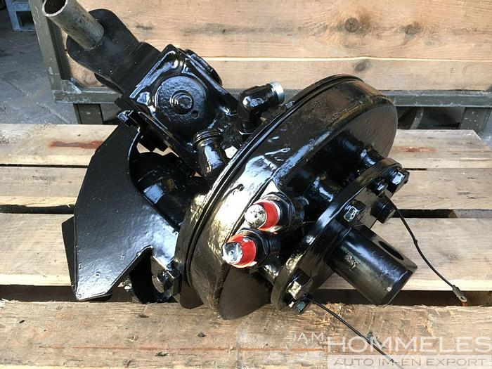 Used HIAB FOCO rotator