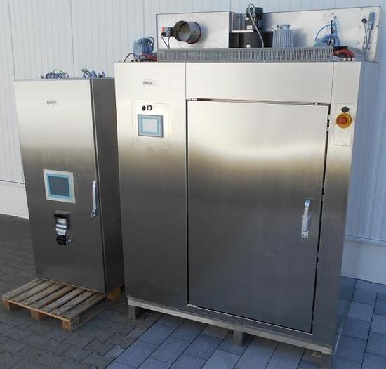 Used Q 14582 D - Hot Air Sterilising Oven EHRET STE 1102/2/100