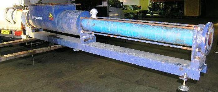 Used SEEPEX sludge pump