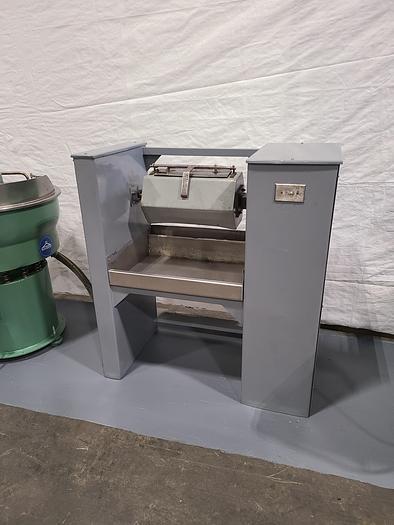Used Barrel Tumbler Finisher