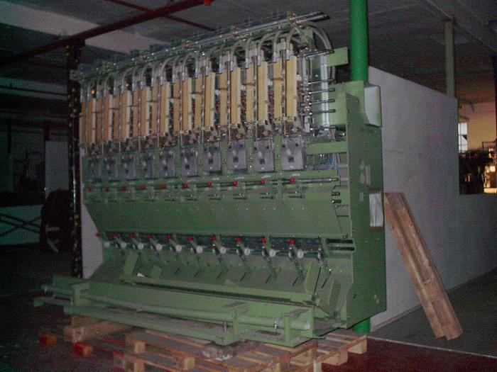 Gebraucht Spinnfachmaschine SUESSEN PLYFIL 2000