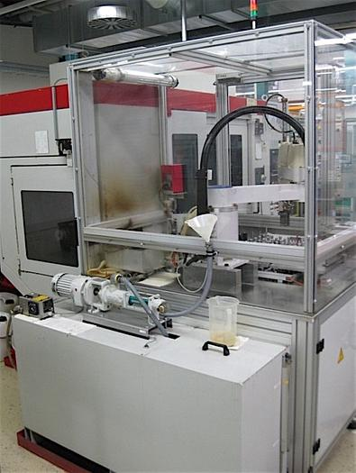 2001 GLEASON HURTH ZH 125 CNC