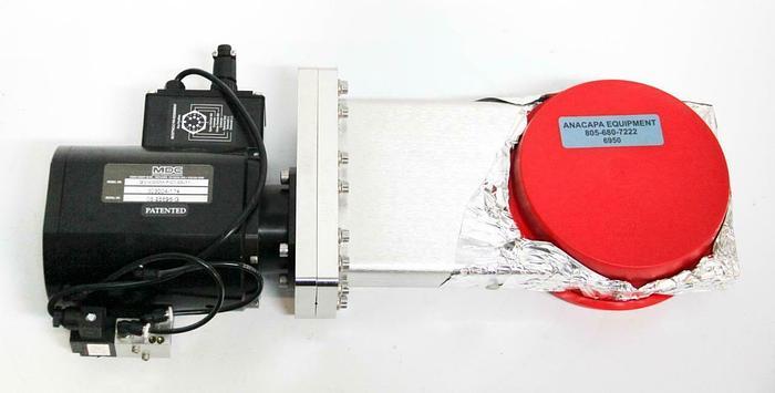 "MDC GV-4000M-P-01-5-11 Gate Valve 303004-174 4"" UHV Pneumatic NEW (6950T)"