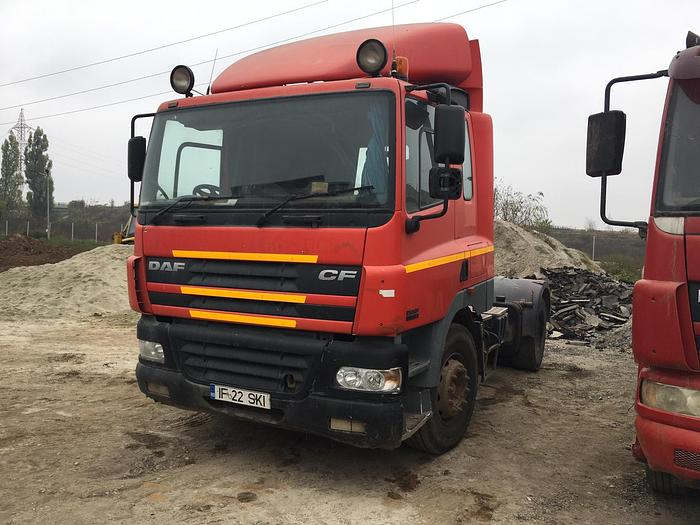 2003 DAF RHD 85 CF 430 MANUAL EURO 3