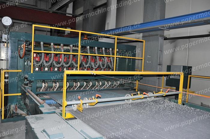 Gebraucht (CVC-139) Sheet Cutter Make Jagenberg 2180 mm