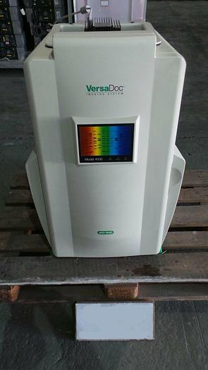 Used Bio-Rad VERSDOC Imaging System 4000 / VersDoc / 100~240 VAC / 50~60Hz / 350W / BiO-RAD /