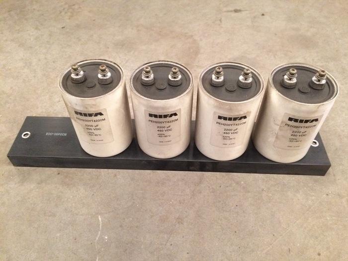Capstone Turbine LCM Capacitors Module (P/N 509499-001)