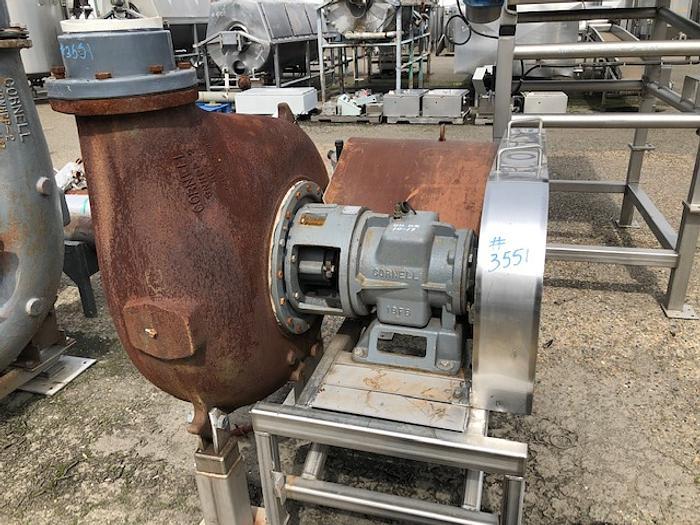 "Cornell 8"" Hydro -Food Pump"