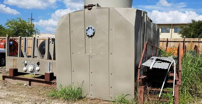 2007 Delta Cooling Tower (TEAO) 115412