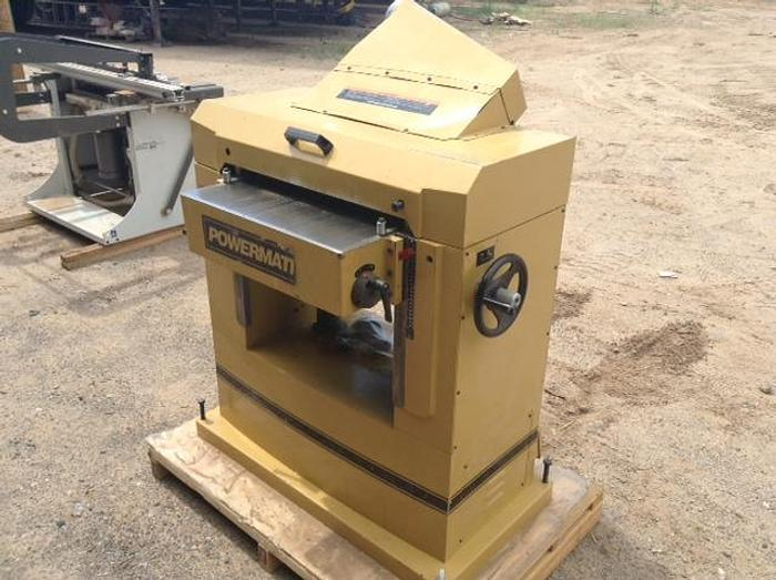 "Powermatic Model 201 2o"" Planer"