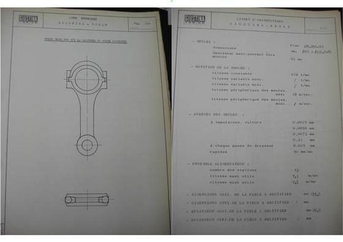 Giustina R236 CNC