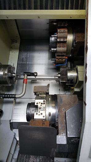 2005 MORI SEIKI ZL 203 SMC MULTI AXIS LATE