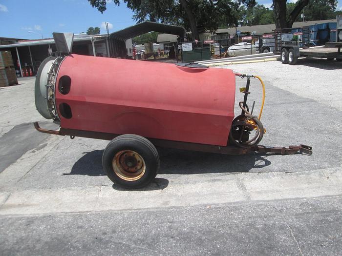 Used Pull Behind PTO Sprayer