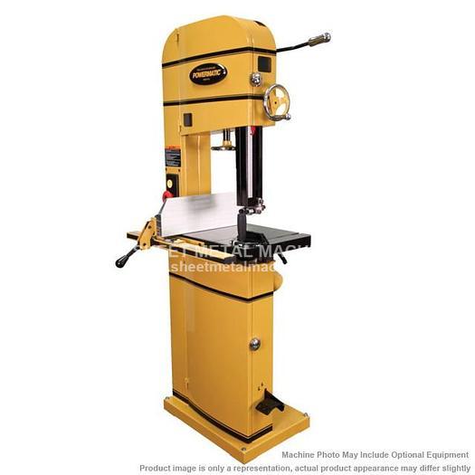 POWERMATIC PM1500 Bandsaw 3HP 1PH 230V 1791500