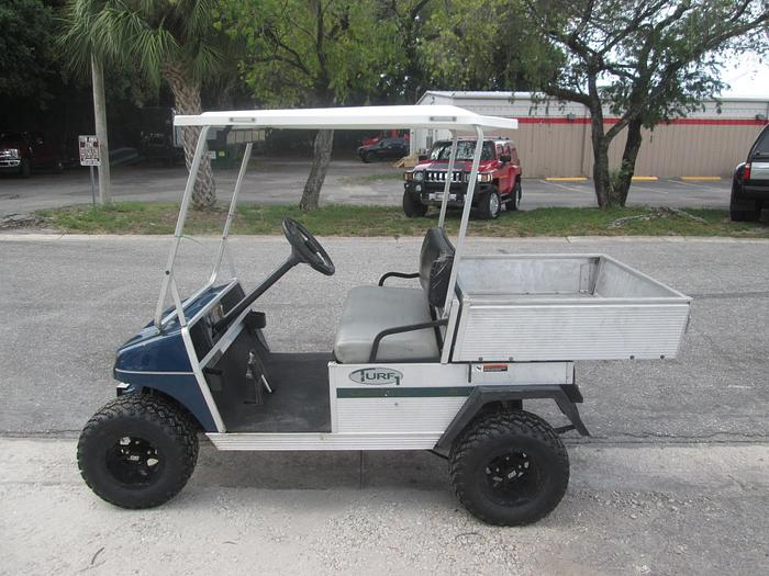 Used Club Car Carryall Turf 1