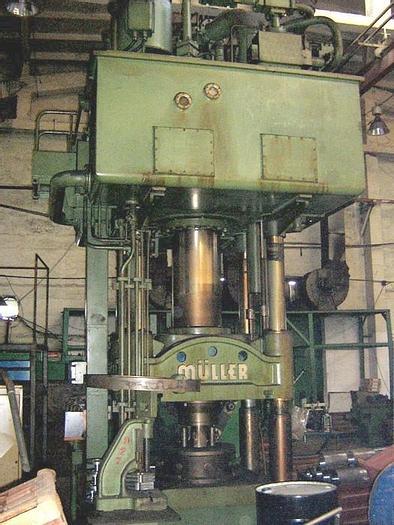 Used Muller PJE 650/500.11.1