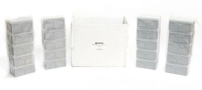 Matrix 5541 250ul SerialMate Tips Racked Non-Sterile 1920 Tips / Case (5533)