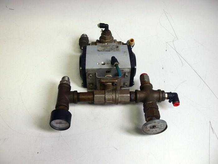 Used MIT Single-Acting Pump TKOMB2-04ETF-06I