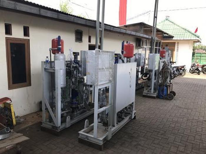 32 MW 2018 New MAN 18V32/40 CD HFO Power Plant
