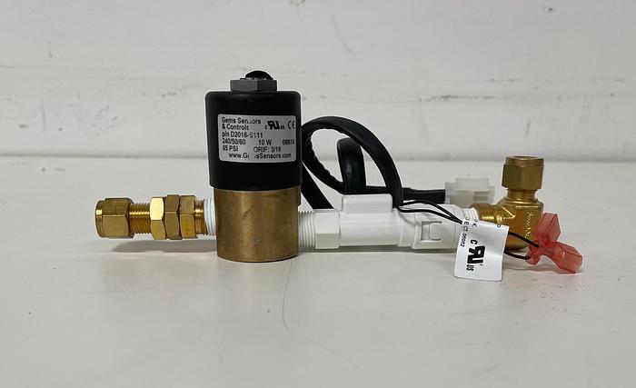 Perkin Elmer Gems Sensors & Controls D2016-S111 Solenoid Valve