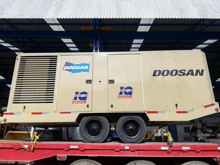 2011 Doosan HP1600WCU-T3