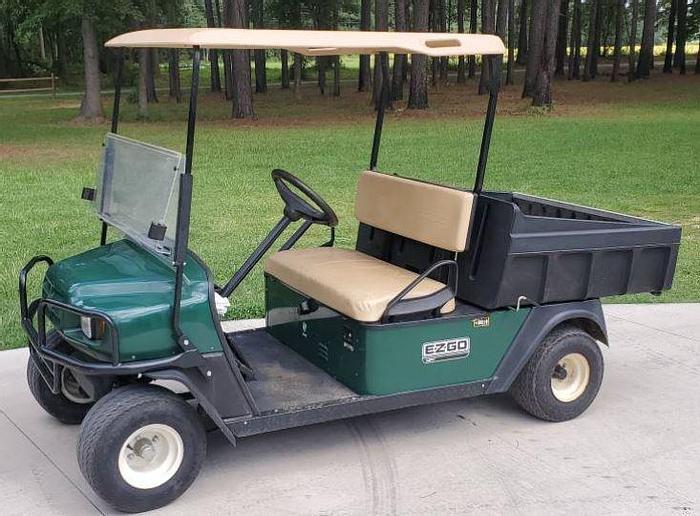 Used 2006 EZ-GO Cart