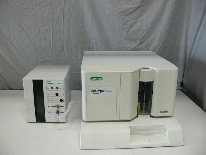 Used Luminex 100 Detector SD Sheath Delivery System SDS XYP Platform Xmap Analyzer
