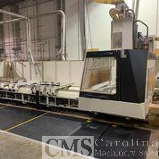 Used 2007 SCMI Routech RD132 5-Axis CNC Router