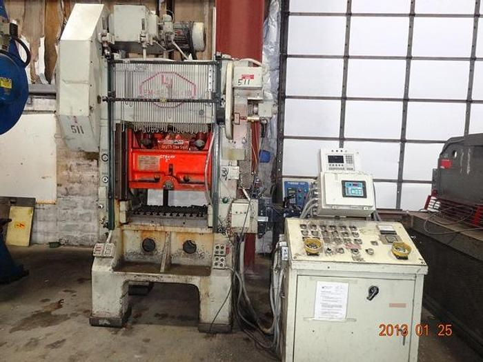 Used 45 TON L & J HIGH SPEED PRESS