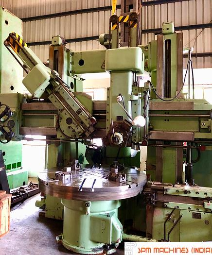 Used TOS SK16 Double Column VTL