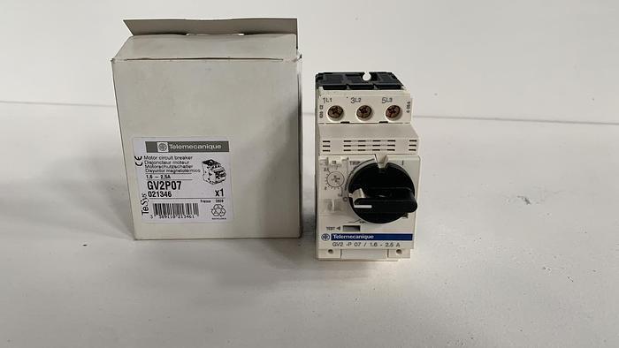Telemecanique GV2P07