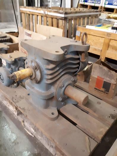 Morse POWERGEAR® 50 RW-T Cast Iron Worm Gear Reducer