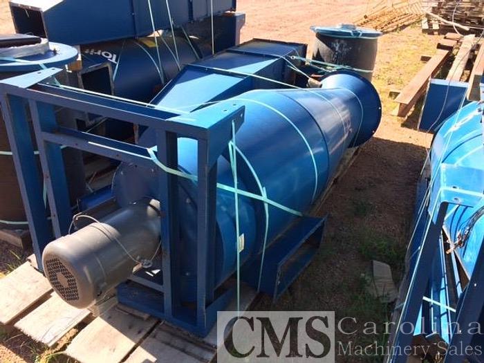 Used Donaldson Torit CYD 3015 Dust Sytem