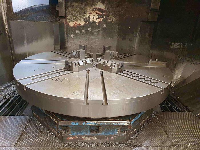 TORNIO VERTICALE TOS SKQ 20 CNC