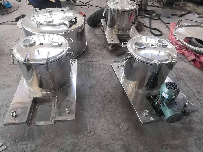 Centrifuge for Extracting Industrial Hemp