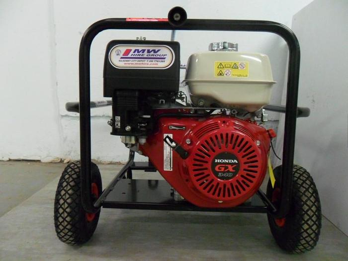 Honda GX 340 powerwasher